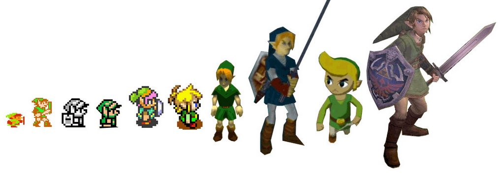 link video game