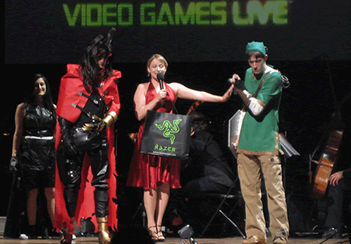Cosplay VGL