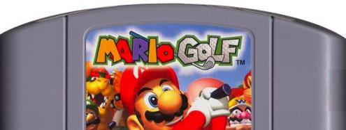 Mario Golf 64