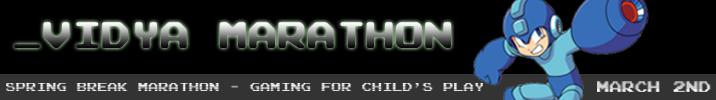 Update: Vidya Marathon - Is Over.