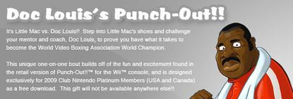 Screw Mike Tyson, it's Doc Louis's Punch-Out!! Club Nintendo rewards revealed!