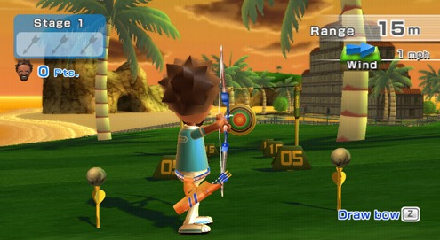 Infendo Quick Thought – Wii Sports Resort Japanese import impressions