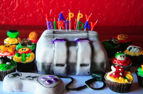 Happy Birthday to Infendo founder and boss hog Blake!