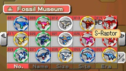 Fossil Fighters Cheats All Vivosaurs