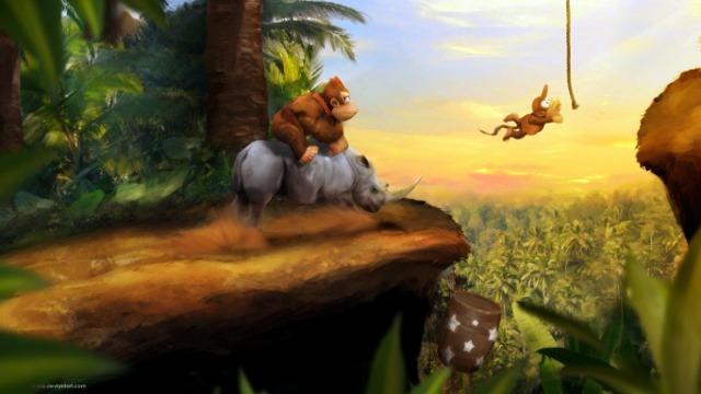 Rumor: Retro Studios developing a new Donkey Kong game?
