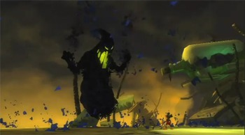 Epic Mickey Review: It eventually lives up to its name