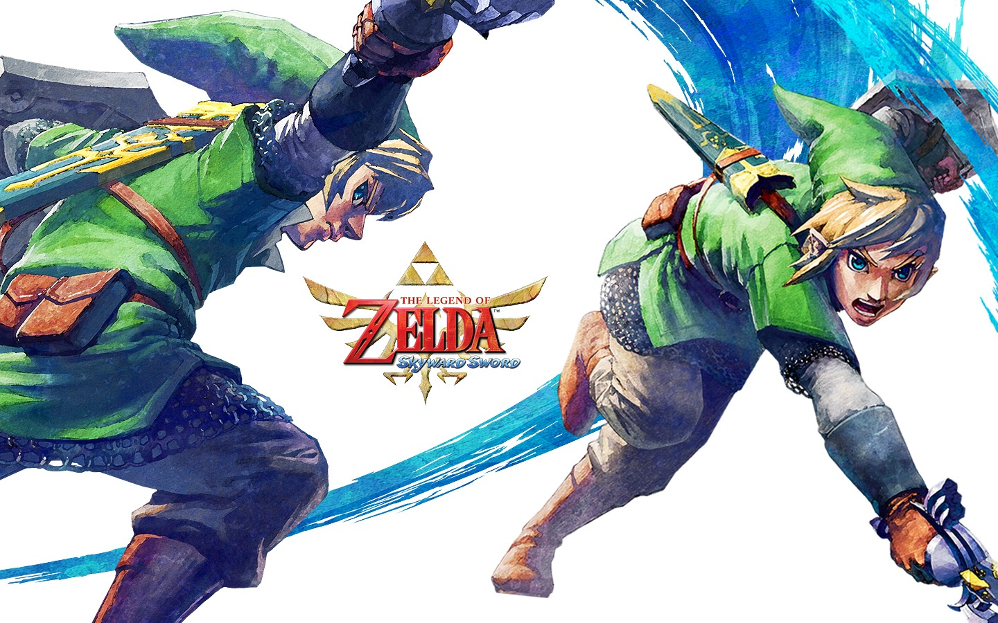 Zelda Skyward Sword in final development stages, will be released after OOT 3DS