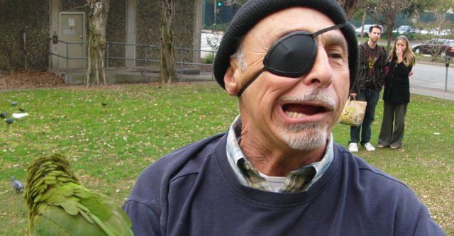 Der Einäugige Pirat