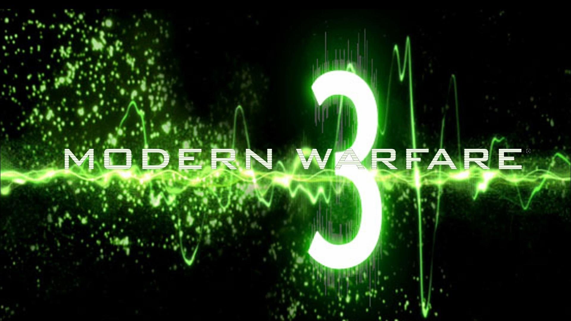 Геймплейный ролик Call Of Duty MW 3.