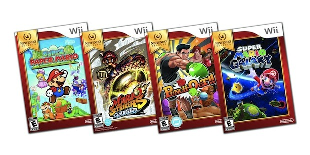 Nintendo announces new line of 'select' titles