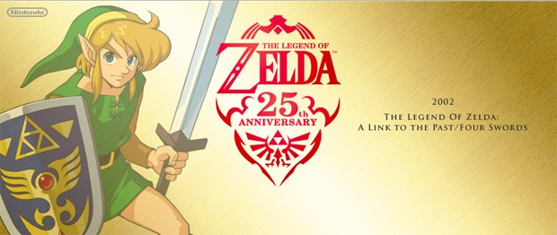 The Legend of Zelda: Four Swords Anniversary Edition dated, arrives Sept 28