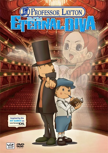 An Infendo movie review: Professor Layton and the Eternal Diva