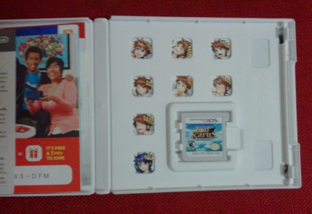 Kid Icarus: Uprising review: Is it bad if the boxart is my favorite