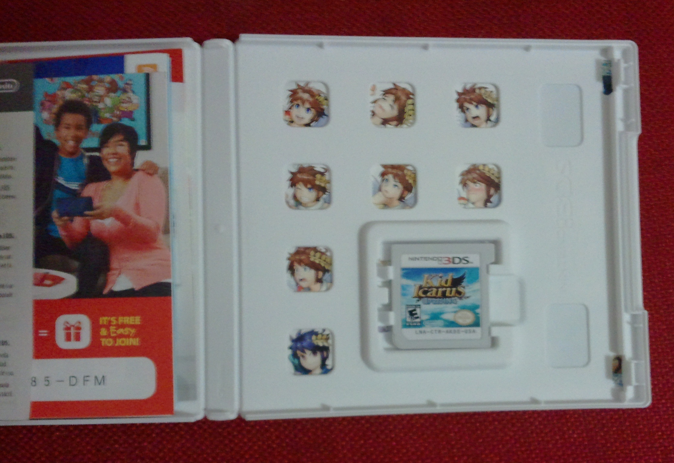 Kid Icarus: Uprising review: Is it bad if the boxart is my favorite part of the game?
