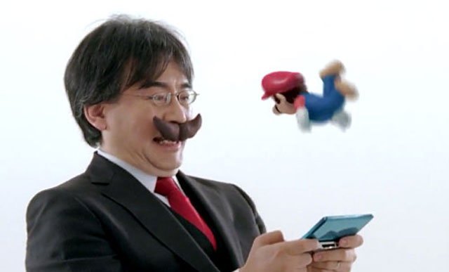 Update - Nintendo posts first annual loss, BUT expects 3DS profit by September
