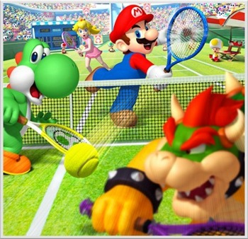 Review: Mario Tennis Open serves up fast, addictive court action