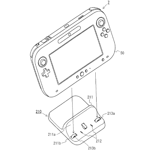 Could this be the Wii U controller dock?