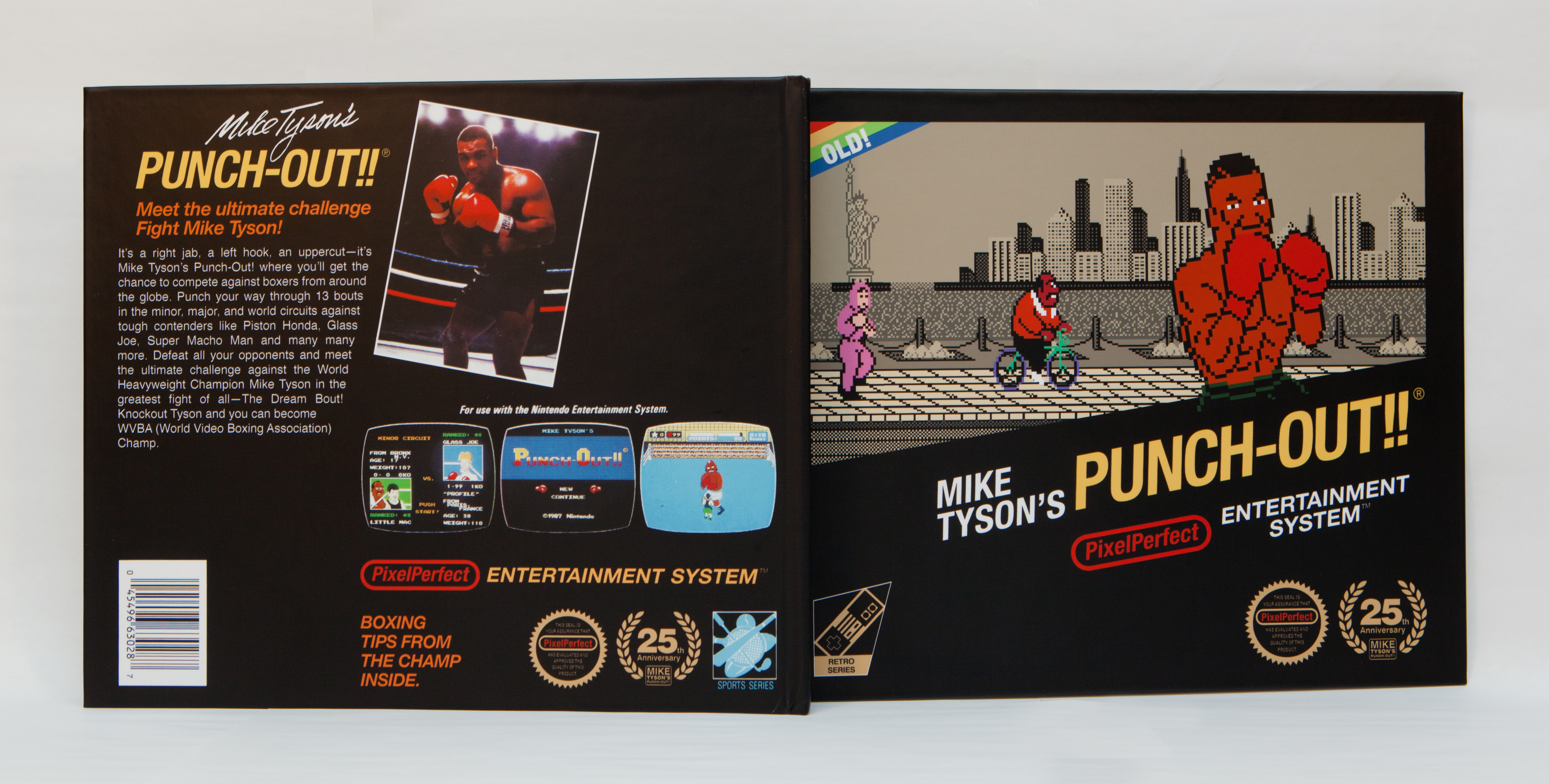 Kickstarter-funded Punch Out!! encyclopedia is a thing of beauty