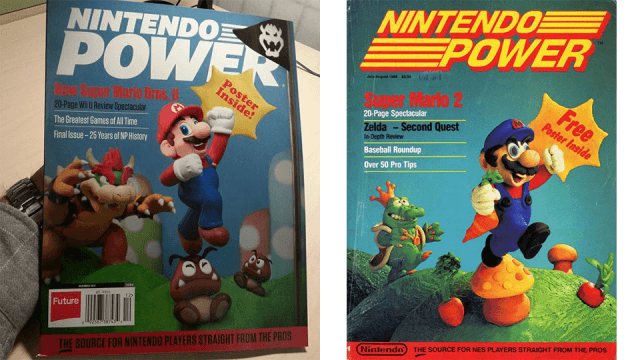Final Nintendo Power Cover