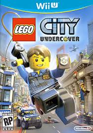 Lego City Undercover Limited Edition Bundle