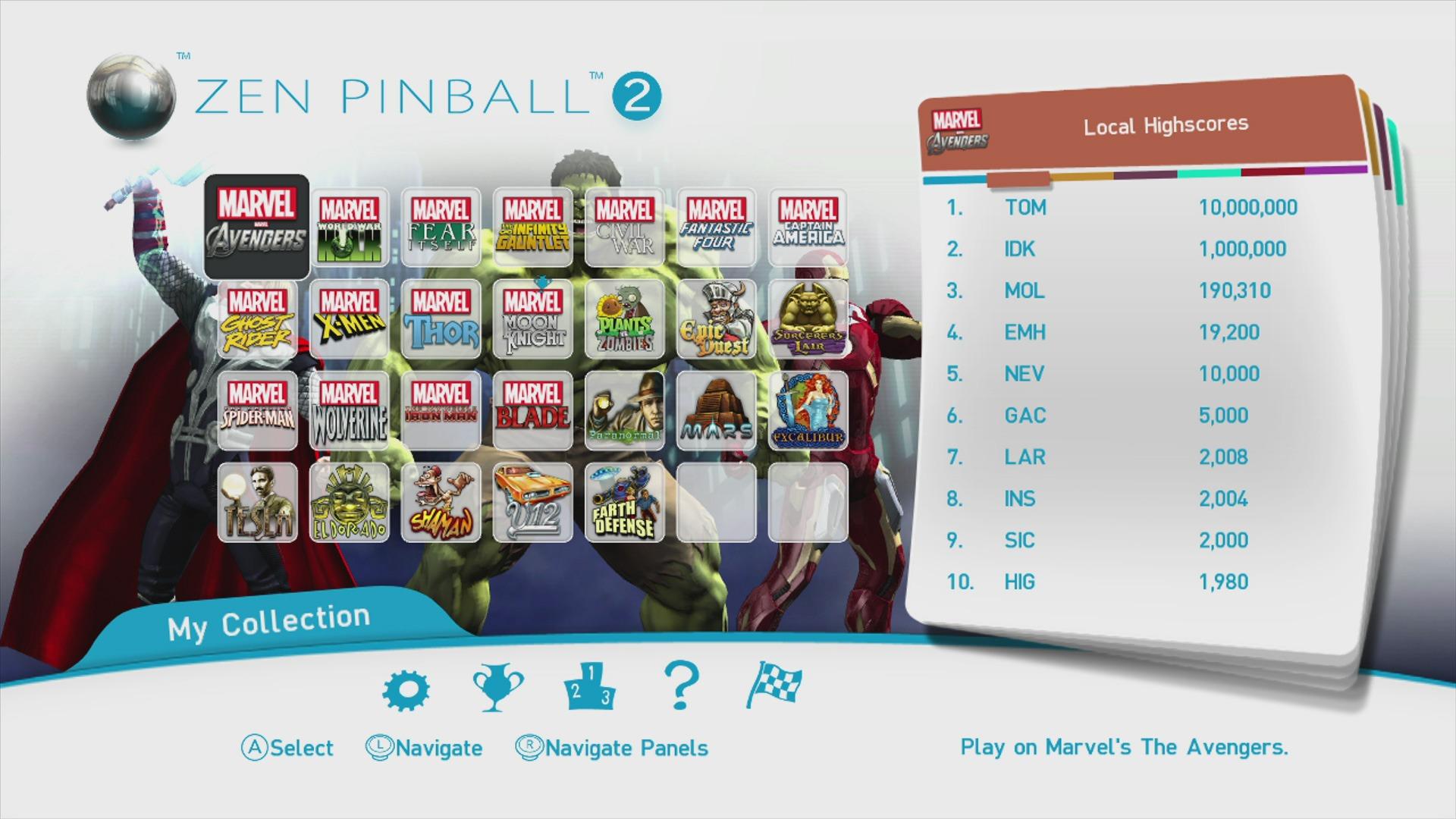 Review: Zen Pinball 2