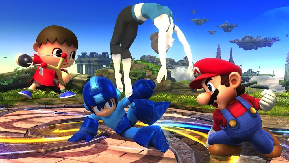 Super Smash Bros. Wii U news: Will run in 1080p, new character announced