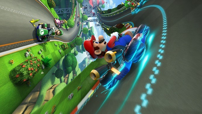 Update - Mario Kart 8 release set for May