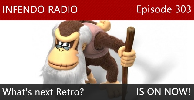 Infendo Radio Episode 303: What's next Retro?
