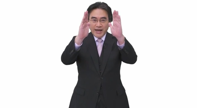 Iwata will miss E3 due to a minor illness