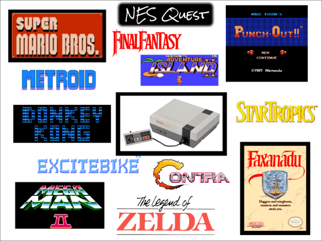 095-Retro Redux_NES Quest Games
