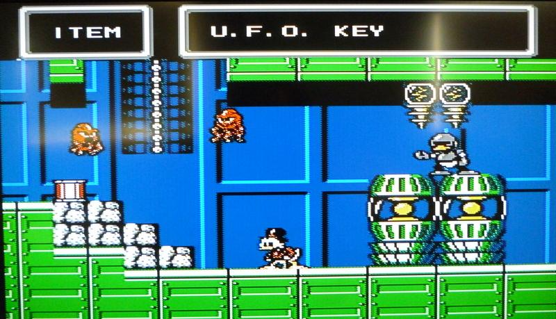 Retro Redux: NES Quest - DuckTales report card