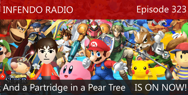 Infendo Radio Episode 323: And a Partridge in a Pear Tree