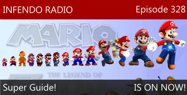 Infendo Radio Episode 328: Super Guide!