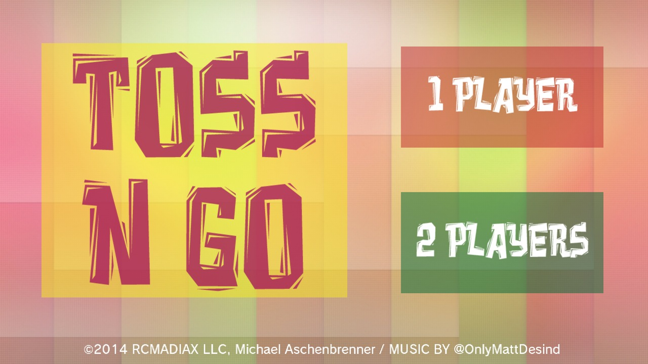 Review: Toss N Go (Wii U eShop Download)
