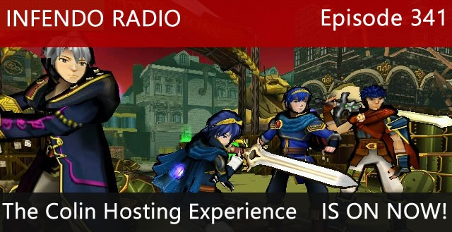 Infendo Radio Episode 341: The Colin Hosting Experience