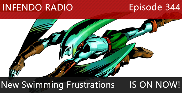 Infendo Radio Episode 344: New Swimming Frustrations