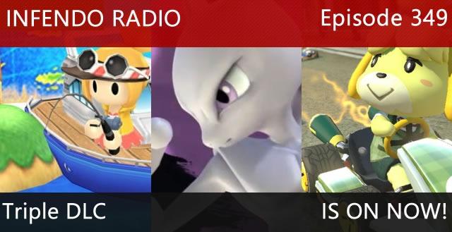 Infendo Radio Episode 349: Triple DLC
