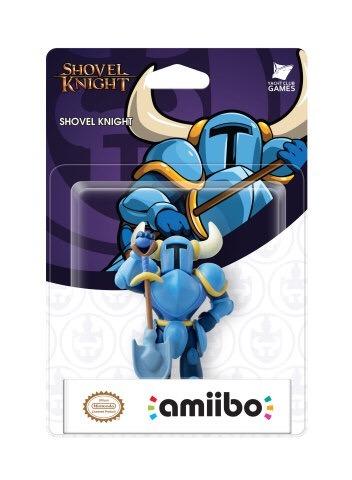 Shovel Knight gets Amiibo support!