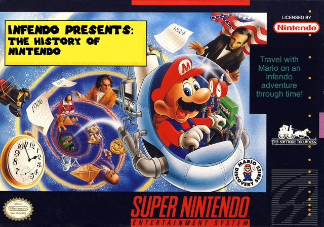 Infendo Presents: The History of Nintendo – Part 1 Origins