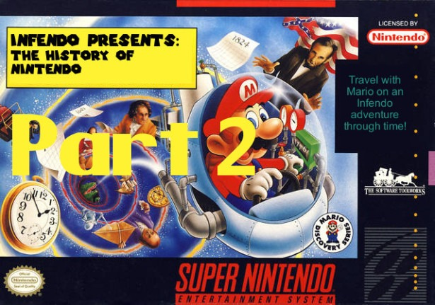 Infendo Presents: The History of Nintendo – Part 2 Electronic Beginnings