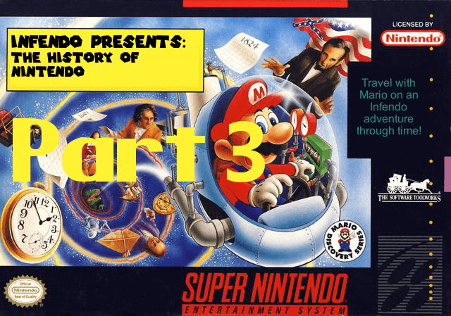 Infendo Presents: The History of Nintendo – Part 3 Arcade Madness