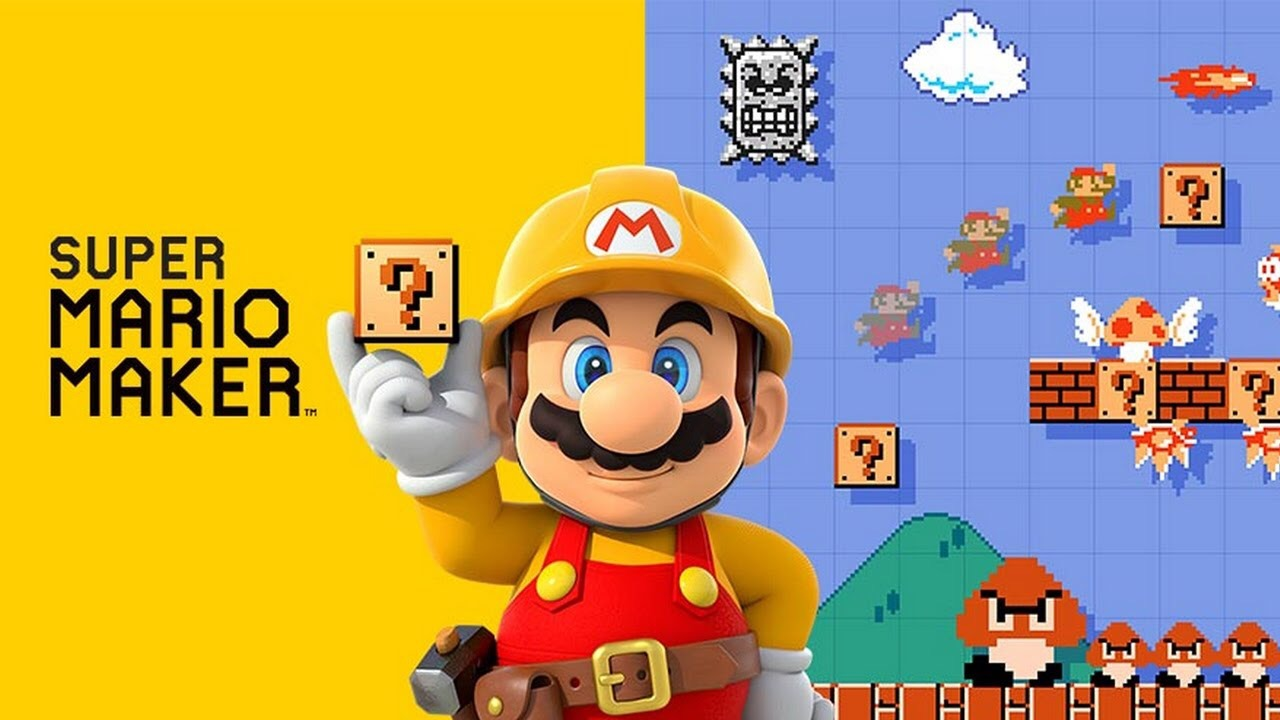 Super Mario Maker Community