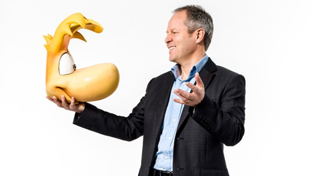 "Ubisoft CEO ""We love it"" when asked about NX"