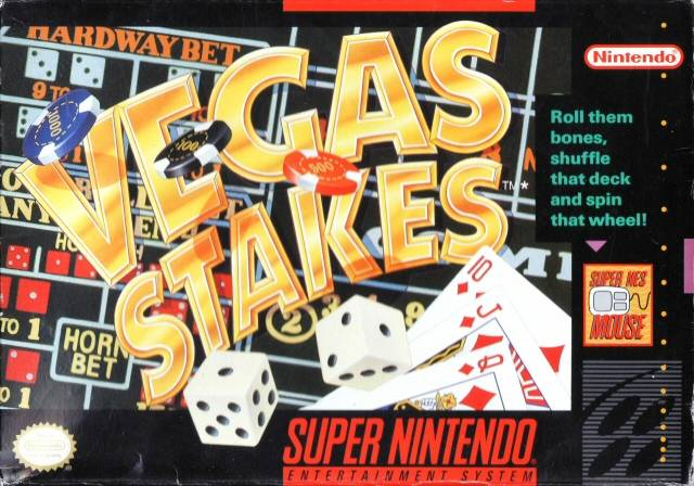 Vegas Stakes – Retro But Still A Good Bet
