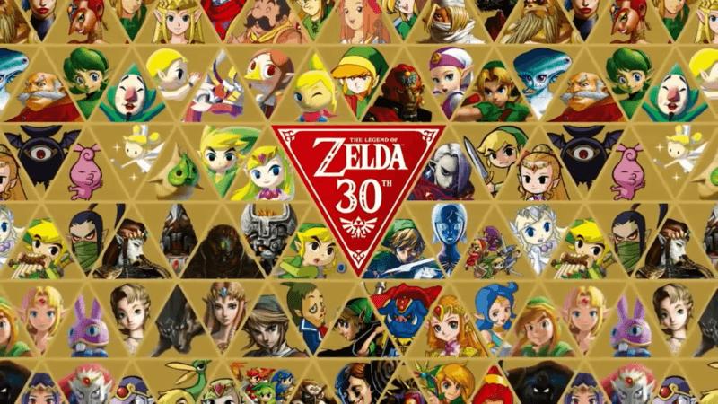 The Legend of Zelda: Convolution of Time
