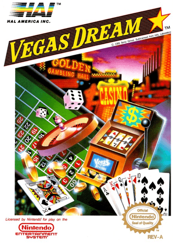 Vegas Dream from Hal Laboratory