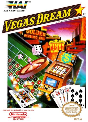 Vegas Dream from Hal Laboratory