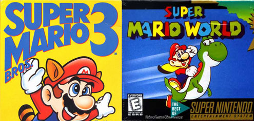 Fight Mario Bros 3 Vs Super Mario World Infendo Nintendo News
