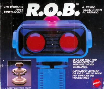 R.O.B - the worlds first interactive robot